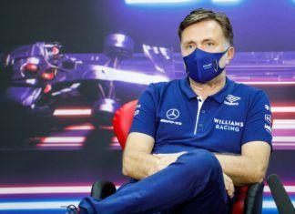 Jost Capito, Williams, F1