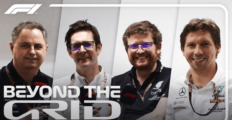 F1, Mercedes, Beyond The Grid