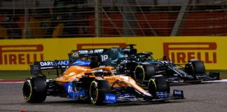 Daniel Ricciardo, Andreas Seidl, McLaren