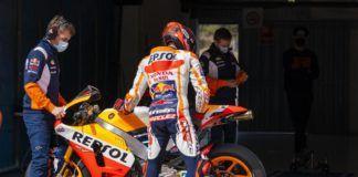 Marc Marquez, Pol Espargaro, Honda
