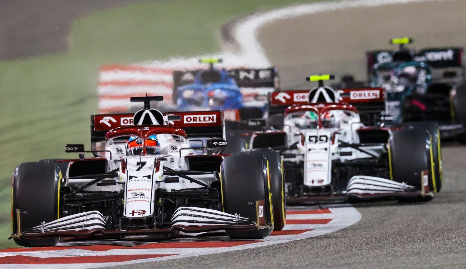 Alfa Romeo, F1, Frederic Vasseur