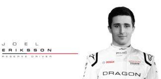 Joel Eriksson, Formula E