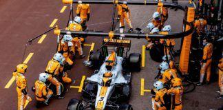 McLaren, Gulf Oil, Andreas Seidl