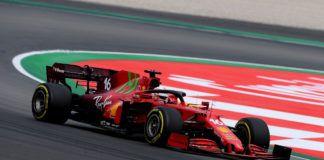 Ferrari, Charles Leclerc, Carlos Sainz, Mattia Binotto