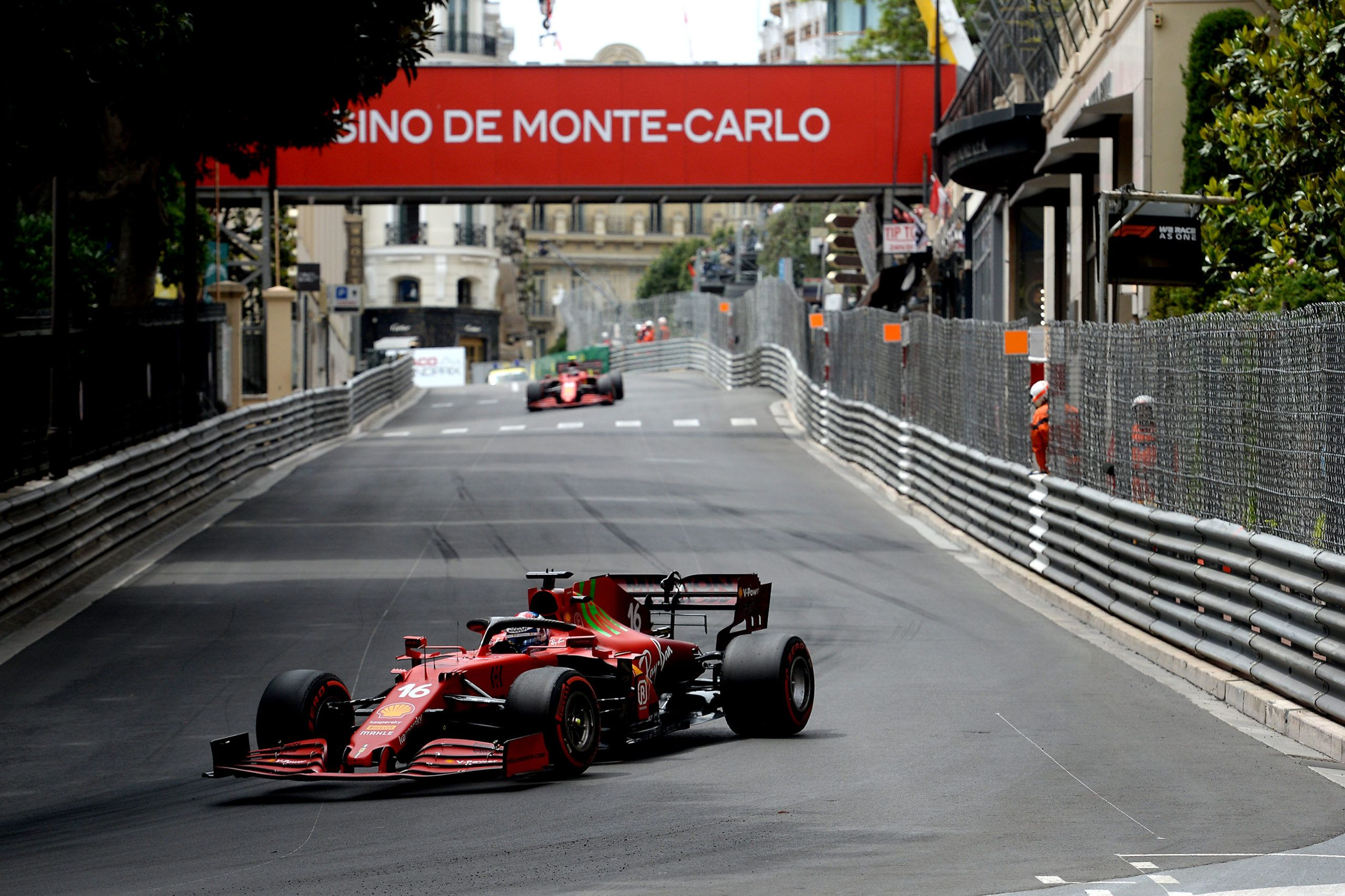 F1, Ferrari, Monaco GP