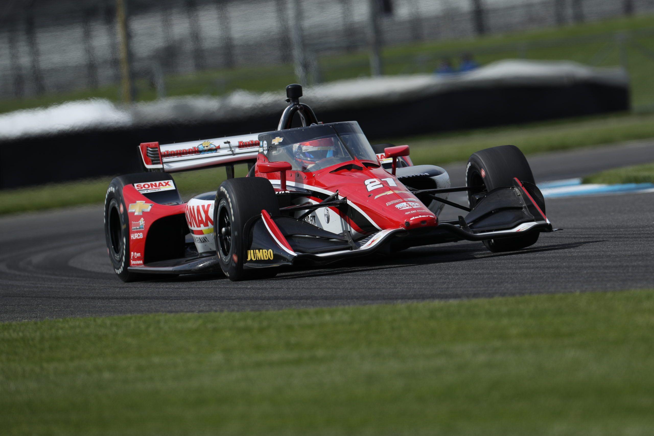 IndyCar, IndyCar 2021, GMR Grand Prix, Rinus Veekay, Ed Carpenter Racing
