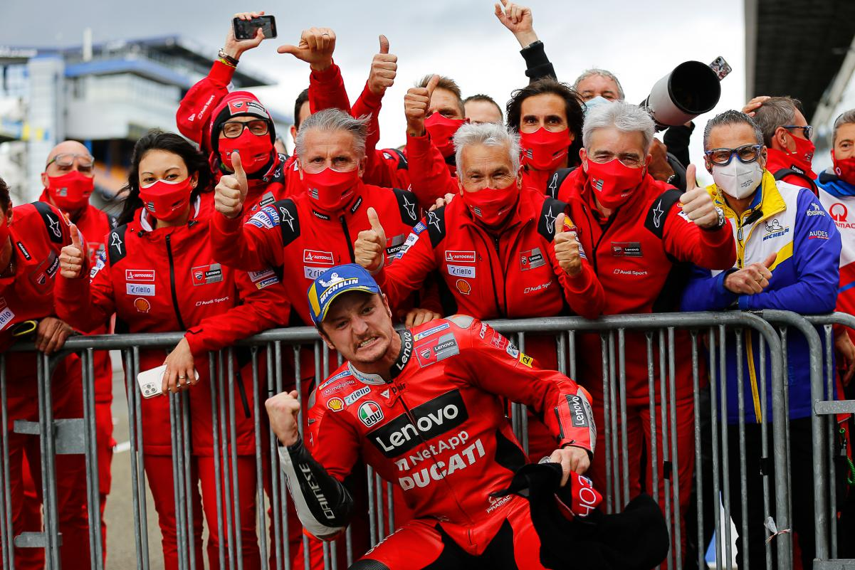 Jack Miller, Ducati, MotoGP