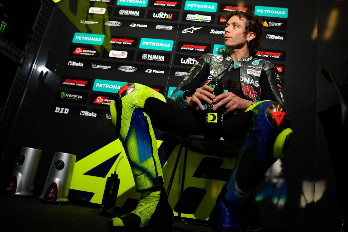 Valentino Rossi, MotoGP, Yamaha