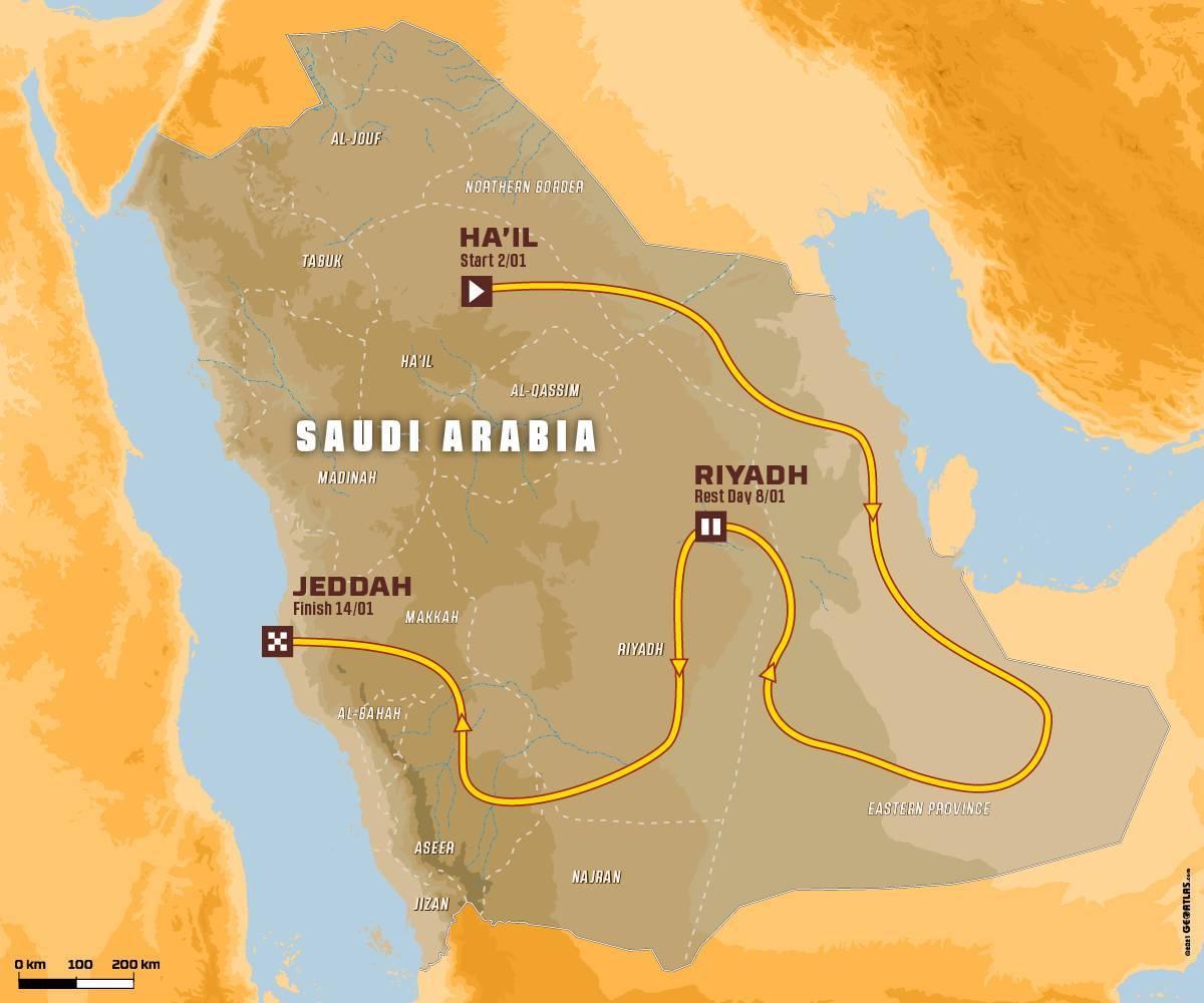 Dakar, Dakar Rally