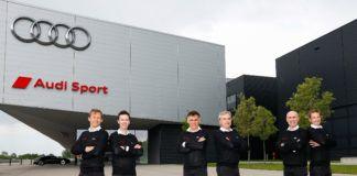 Audi, Mattias Ekstrom, Carlos Sainz Sr, Stephane Peterhansel