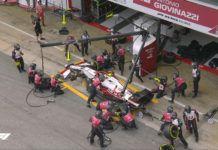 F1, Antonio Giovinazzi, Alfa Romeo