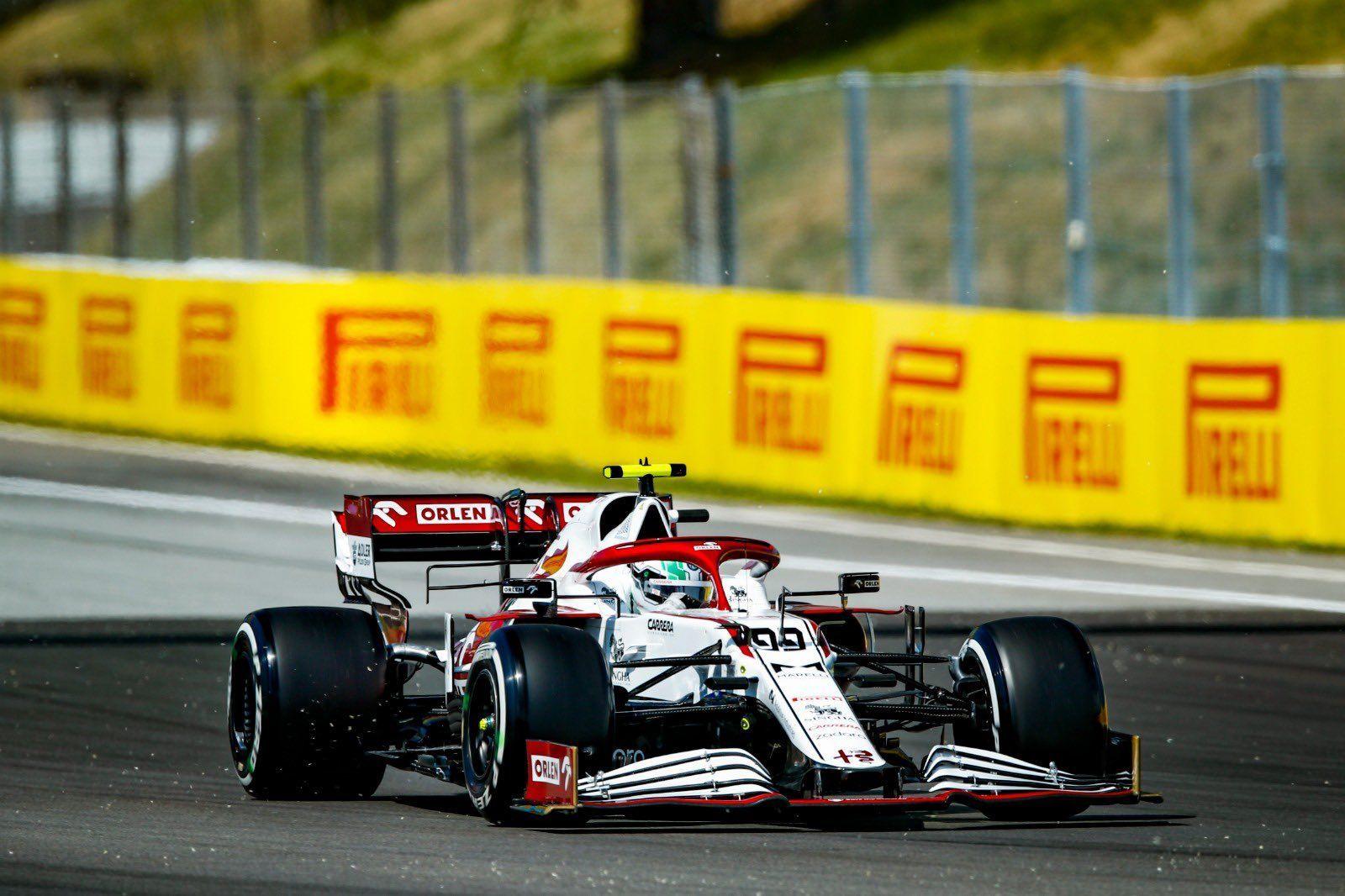Alfa Romeo, Sauber, Frederic Vasseur