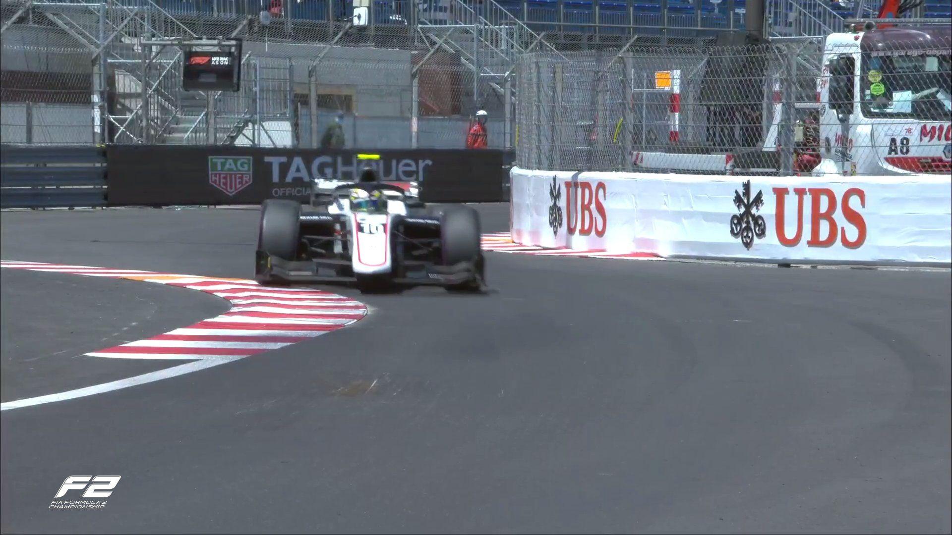 F2, Monaco