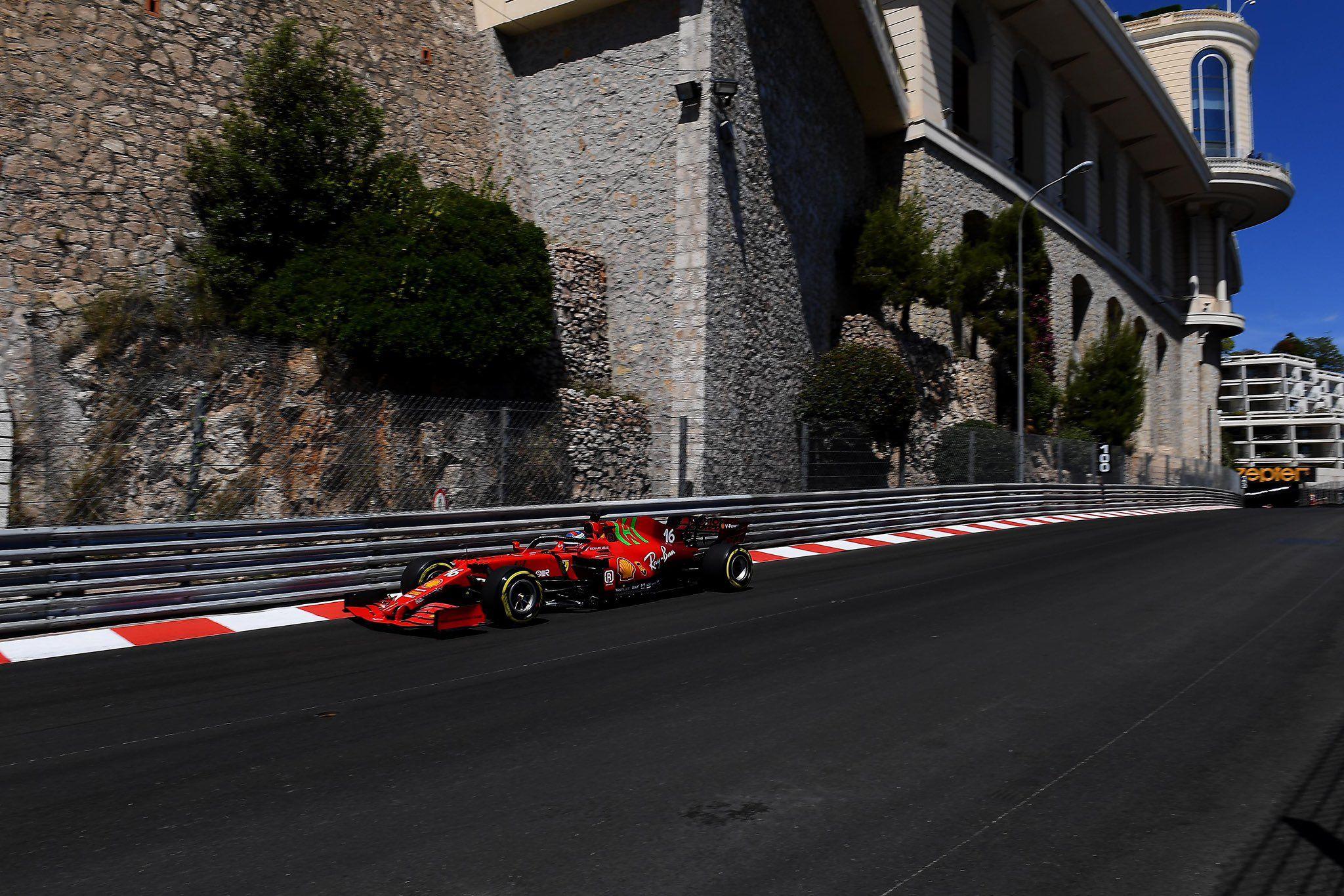 F1, Monaco GP