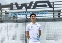 Jack Aitken, F2, HWA Racelab