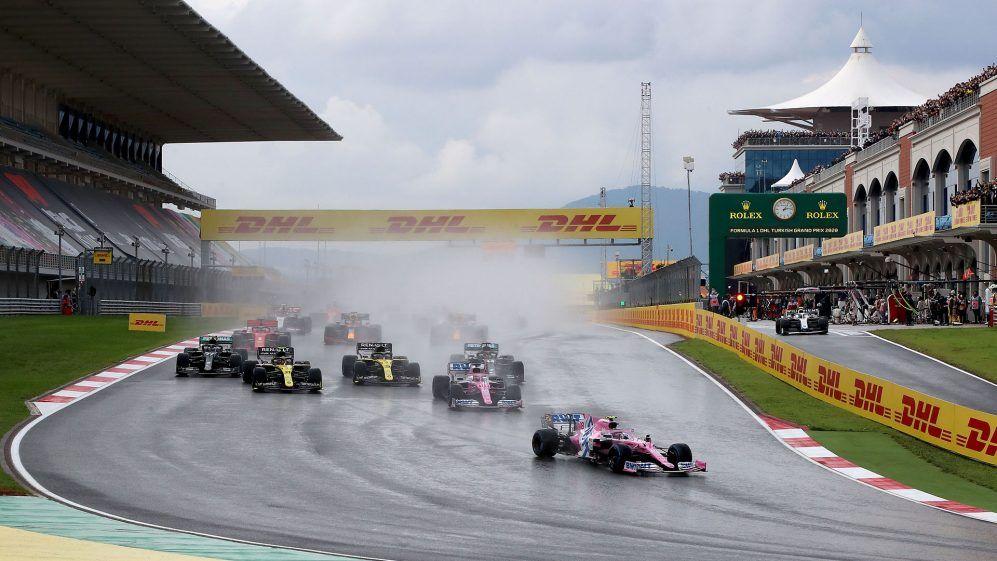 Calendario 2021 Fórmula 1