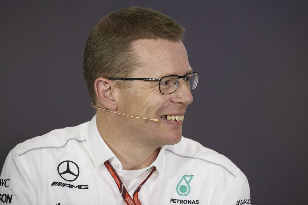 Andy Cowell, Mercedes, Red Bull, Toto Wolff, Christian Horner
