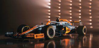McLaren x Gulf Oil