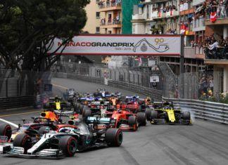Fórmula 1. Gran Premio de Mónaco.