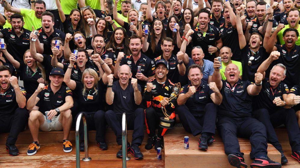 Daniel Ricciardo. Fórmula 1.