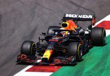 Max Verstappen, Sergio Perez, Michael Masi