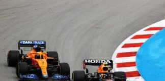 Sergio Perez, Christian Horner