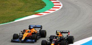 Zak Brown, Honda, McLaren, Red Bull
