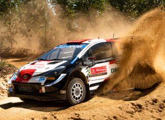 WRC, Rally de Portugal, Elfyn Evans