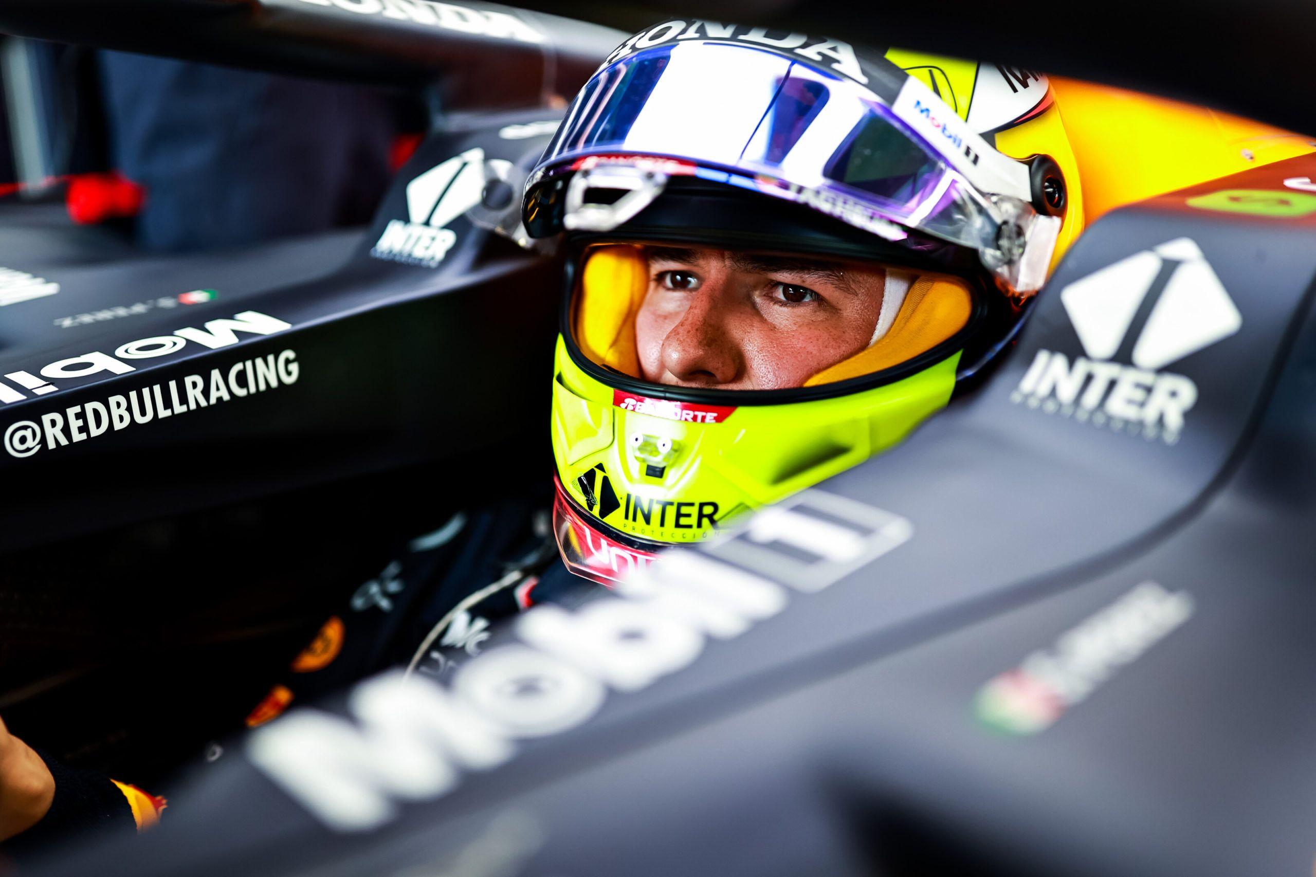 Sergio Perez, F1