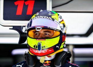 Sergio Pérez. Red Bull.