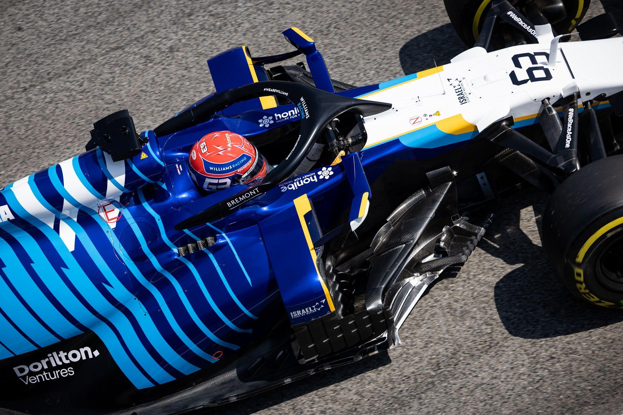 F1, Williams
