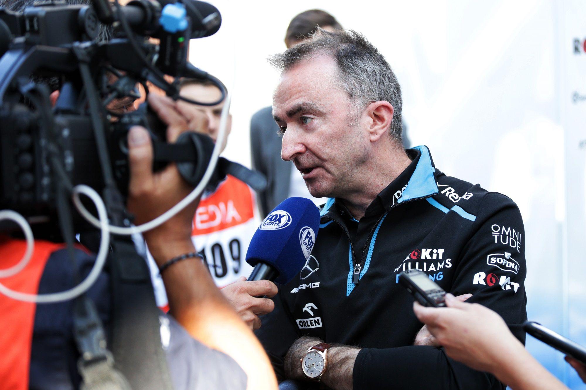 Paddy Lowe, F1