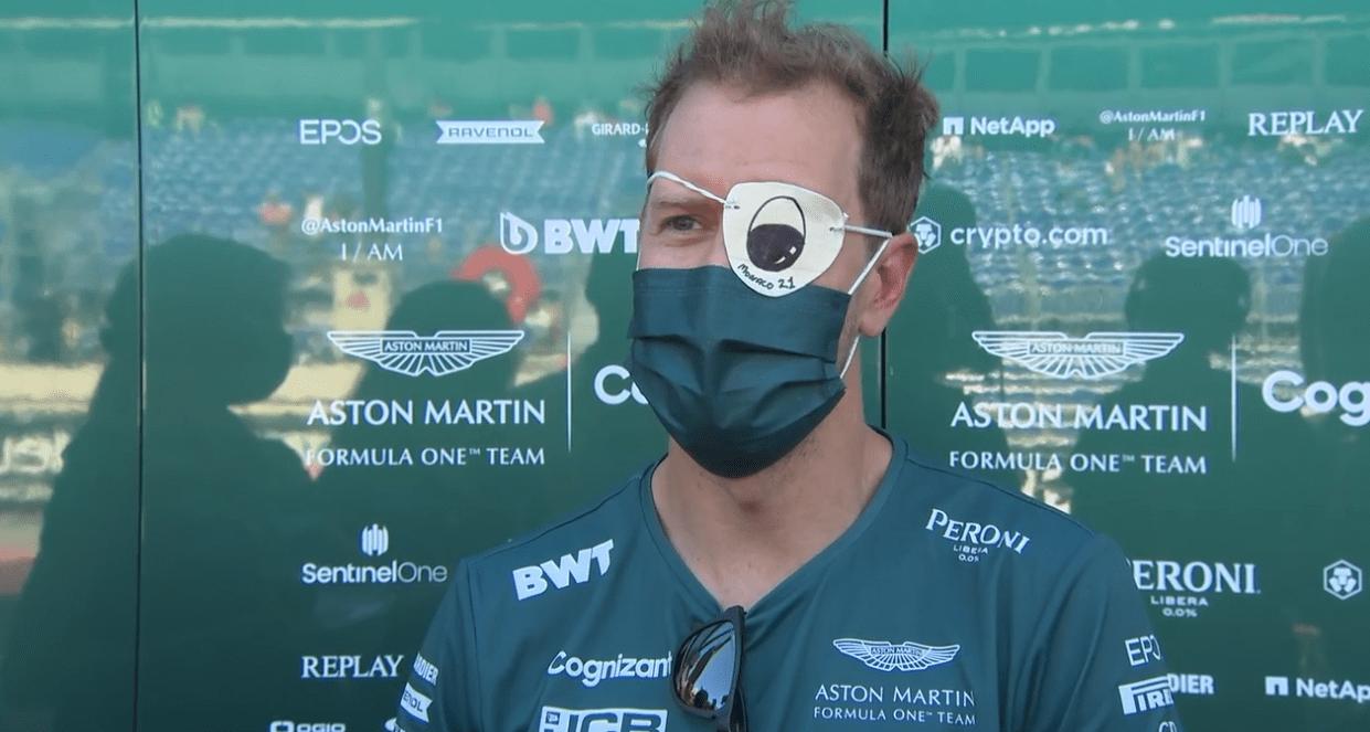 F1, Monaco GP, Sebastian Vettel