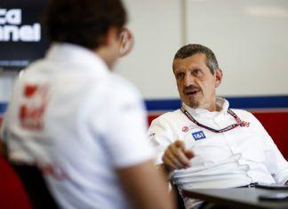 Guenther Steiner, Michael Masi, FIA, Toto Wolff