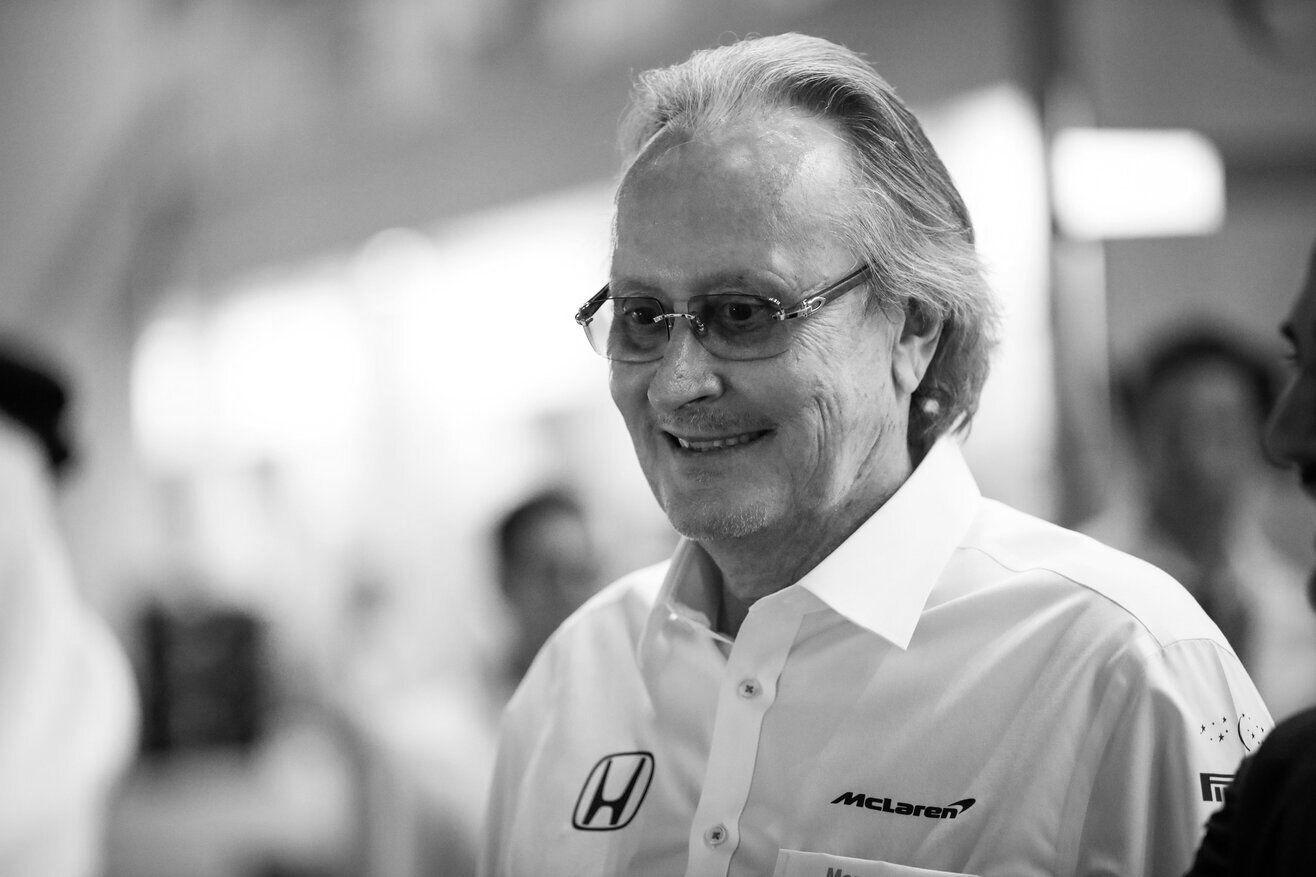McLaren, Mansour Ojjeh, F1, Zak Brown