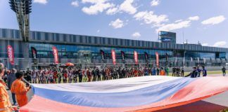 Igora Drive, F1, Russian GP