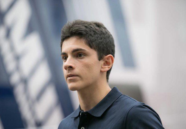 Matteo Nannini, F2