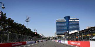 FIA, F1, Azerbaijan GP