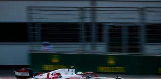 Frederic Vasseur, Antonio Giovinazzi, Alfa Romeo,