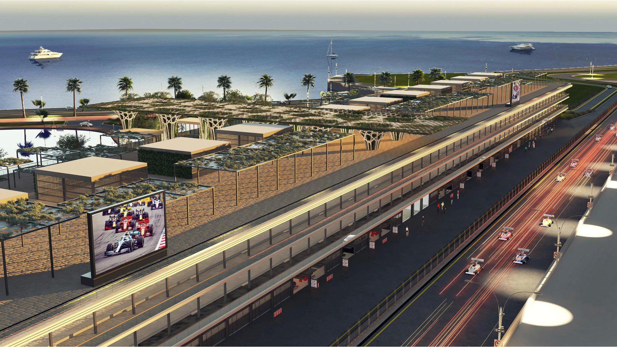 F1, Saudi Arabia GP
