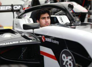 Sauber, F1, Juan Manuel Correa