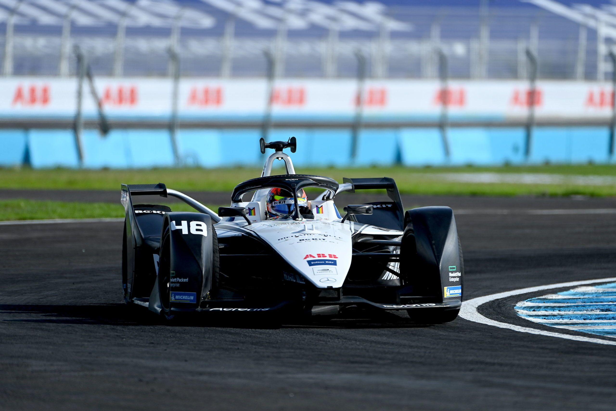 Formula E, Edoardo Mortara