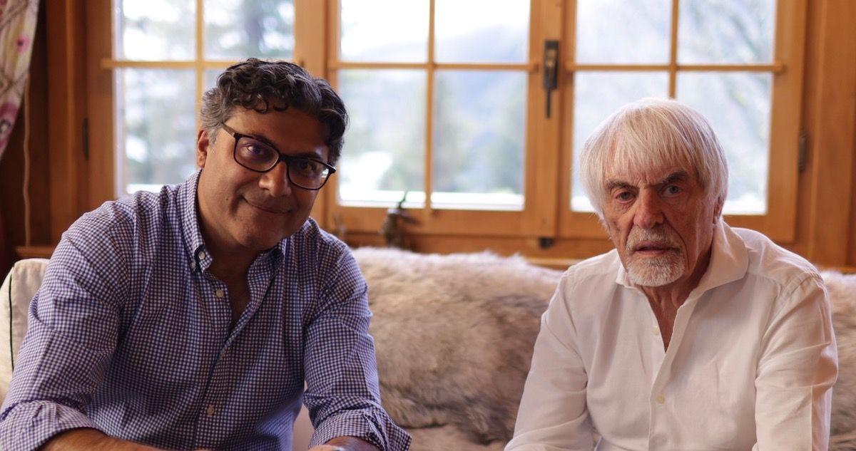 Manish Pandey, F1, Bernie Ecclestone