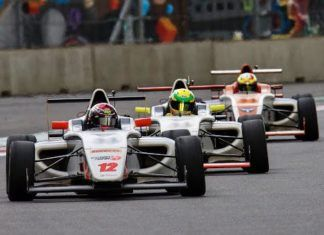 FIA F4 NACAM