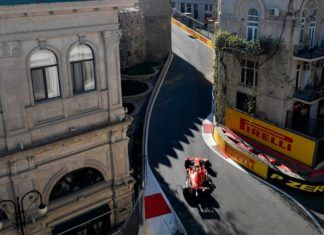 Gran Premio de Azerbaiyán 2021