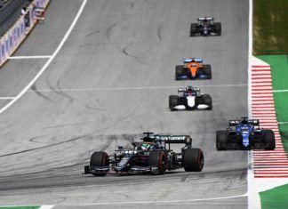 Lance Stroll, Fernando Alonso