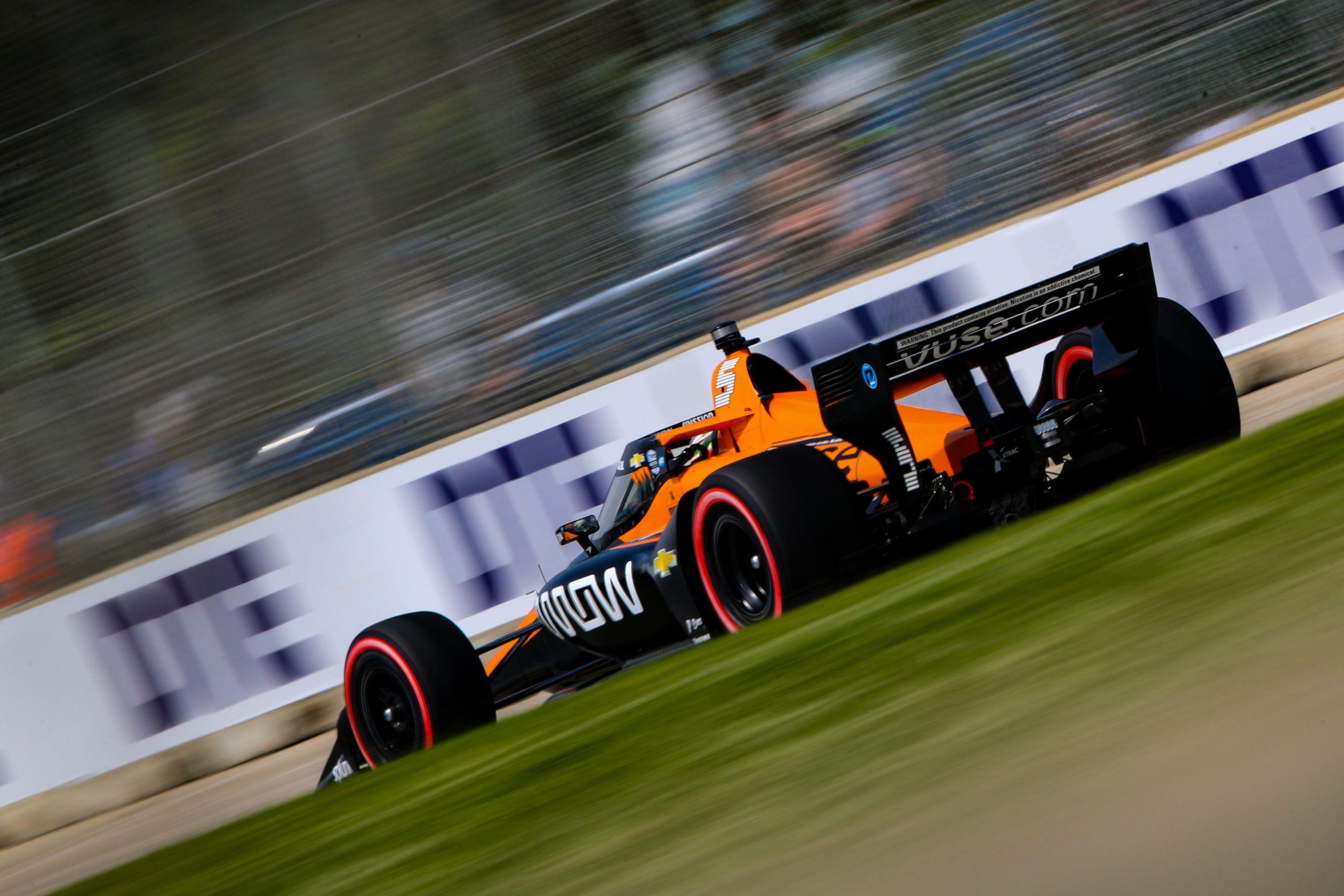 Patricio O'Ward, IndyCar 2021, Detroit GP