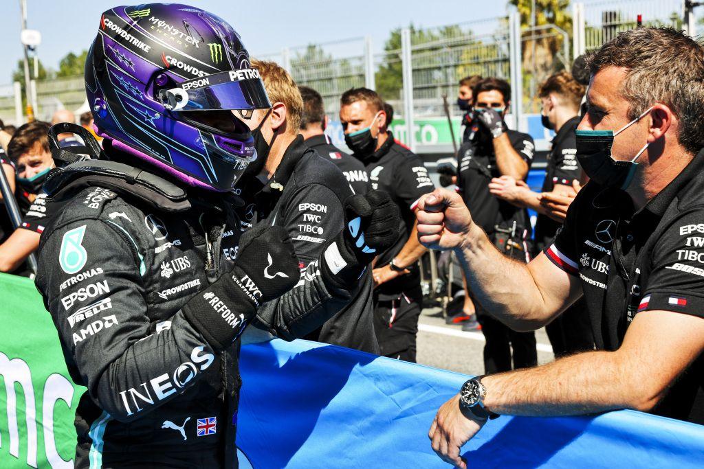 Lewis Hamilton, Pierre Gasly, Daniel Ricciardo