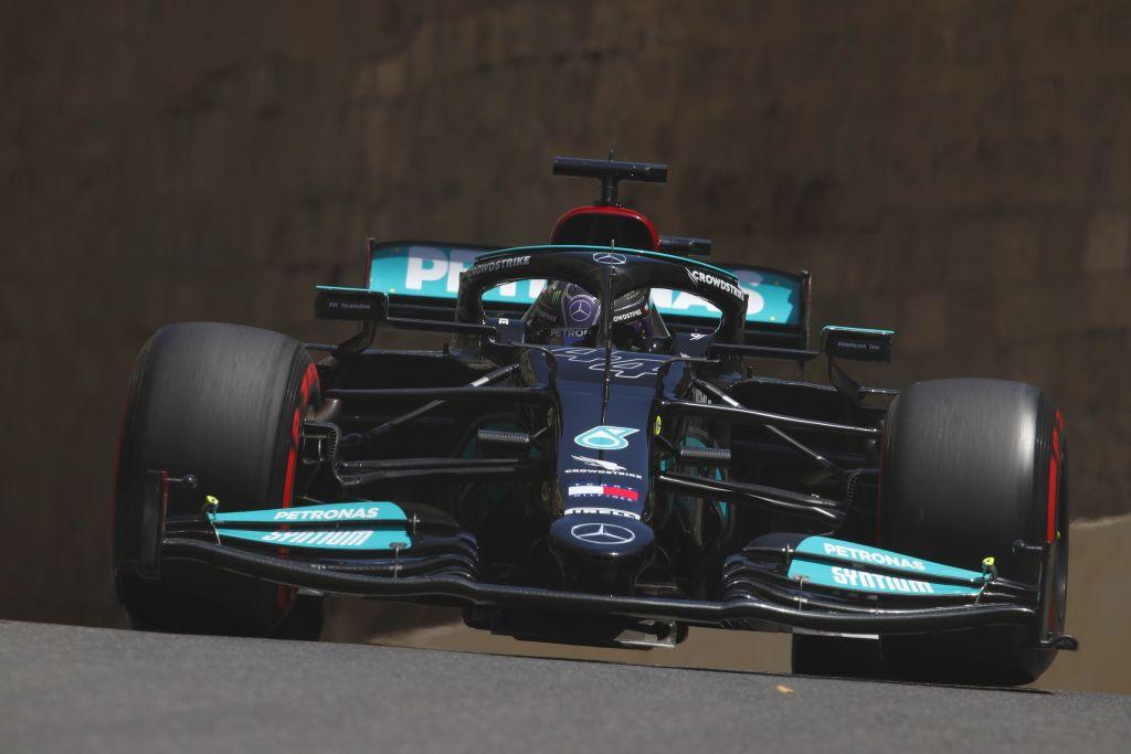 F1, Azerbaijan GP
