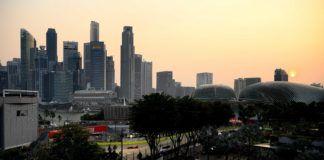 Singapore GP, F1